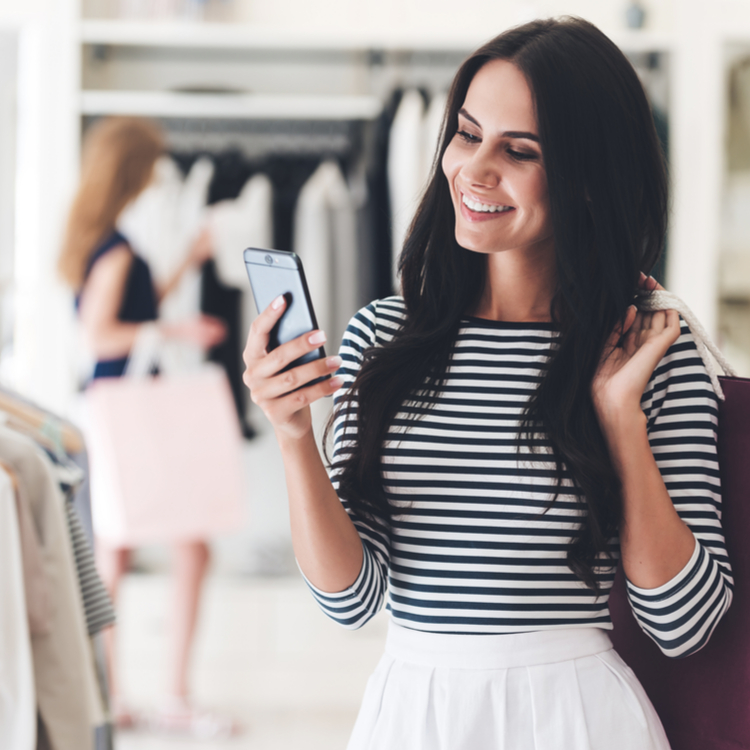 Survey shows mobile tech improves shopping experience for most shoppers